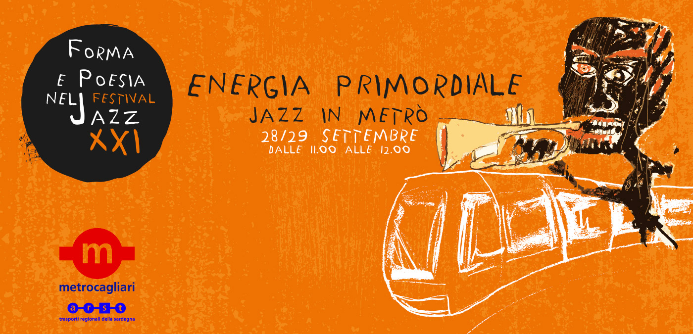 Eventi collaterali, musica, mostre, street band, Crazy Ramblers Hot Jazz Orchestra, Big River Marching Band, E.ja Energia, sardegnaeventi24.it, Forma e poesia nel jazz 2018