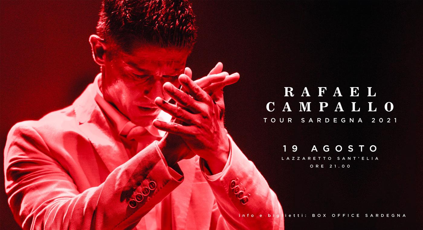 Rafael Campallo   Sarroch Comedy & Live   20 Agosto 2021 - Sarroch - Villa Siotto
