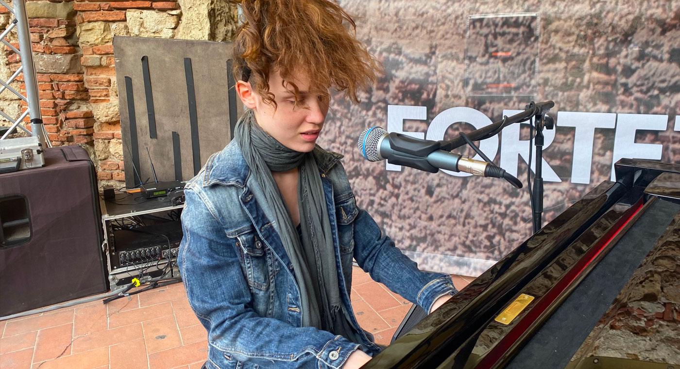 Frida Bollani Magoni | 19 settembre | Auditorium del Conservatorio - Cagliari